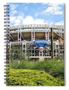 Progressive Field Spiral Notebook