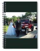 Prom Night Spiral Notebook