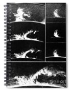 Prominences On The Sun 1937 Spiral Notebook