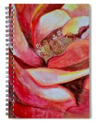 Promise Of Love Spiral Notebook