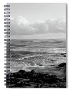 Promontory La Jolla Ca Spiral Notebook
