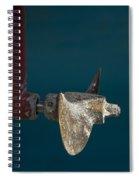 Propeller Spiral Notebook