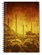 Prophetic Past Spiral Notebook