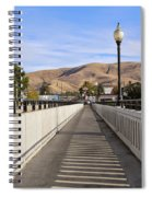Prosser - Going To Town Spiral Notebook