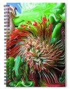 Protea Bouquet Spiral Notebook