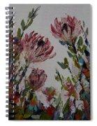 Proteas Spiral Notebook