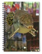 Protected Gar Spiral Notebook