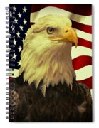 Proud American Spiral Notebook