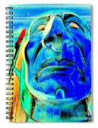 Proud Face Spiral Notebook
