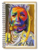 Proud Native American Spiral Notebook