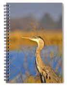 Proud Profile Spiral Notebook