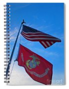 Proud Spiral Notebook