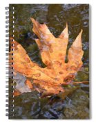 Proud To Be Canadian Spiral Notebook