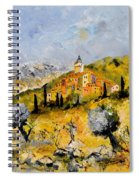 Provence 78314030 Spiral Notebook