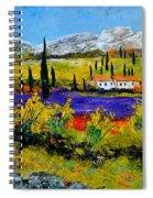Provence 885120 Spiral Notebook