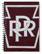PRR Spiral Notebook
