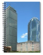 Prudential Building 2960 Spiral Notebook