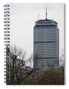 Prudential Tower Spiral Notebook
