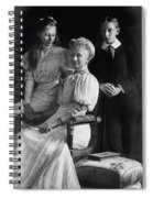 Prussia Royal Family Spiral Notebook