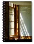 Psalm 118 24 This Is The Day Which The Lord Hath Made Spiral Notebook