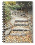 Psalm 61 2 Spiral Notebook