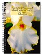 Psalms 113 V 1 Spiral Notebook