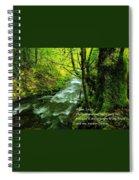 Psalms 73-26 Spiral Notebook