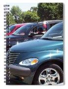 Pt Cruiser Michigan Event Spiral Notebook