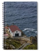 Pt Reyes Lighthouse Spiral Notebook