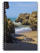 Pt Reyes National Seashore Spiral Notebook