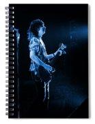 Pt78 #2 In Blue Spiral Notebook