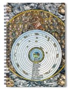 Ptolemaic Universe, 1493 Spiral Notebook