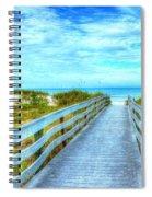 Public Access Spiral Notebook