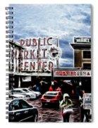 Public Market Spiral Notebook