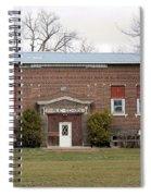 Public School Spiral Notebook