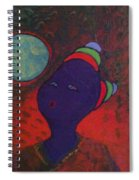 Pucker Up Blow Spiral Notebook