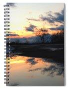 Puddle Set Spiral Notebook