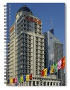 Pudong District, Shanghai Spiral Notebook