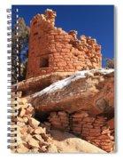 Pueblo Cliff Spiral Notebook