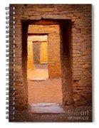 Pueblo Doorways Spiral Notebook