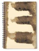 Pueblo Steps Se Spiral Notebook