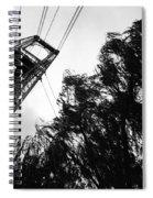Puente Colgante Iv Spiral Notebook