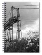 Puente Colgante Spiral Notebook