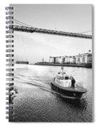 Puente Colgante V Spiral Notebook