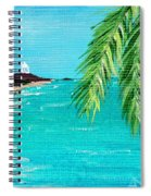 Puerto Plata Beach  Spiral Notebook