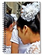Puerto Rican Day Parade Lineup Spiral Notebook