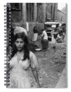 Puerto Rico Slum, 1942 Spiral Notebook