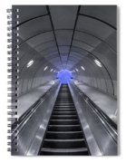 Pull Me In Spiral Notebook