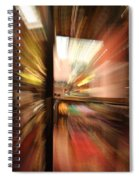 Pull Spiral Notebook