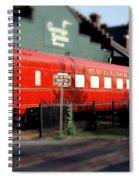 Pullman Spiral Notebook